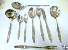 Besteck WMF Rio 90 er Silberauflage 68 teilig versilbert Silberbesteck Besteck