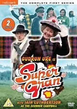 Super Gran Complete Series 1 - DVD NEW & SEALED (2 Discs) - Gudrun Ure