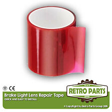 Peugeot 307 CC Rear Brake Tail Light Lens Repair Tape - Fix