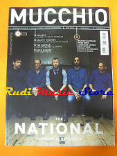 Rivista MUCCHIO SELVAGGIO 706/2013 National Savages Pastels Patti Smith * No cd