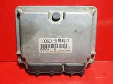 AUDI A3 8L 1.8i CALCULATEUR MOTEUR ECU REF 06A906018CD 0261204993