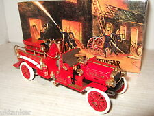 New Rare Matchbox YFE24-M 1911 Mack Fire Engine Diecast Model.