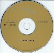 Brothers in Arms by Dire Straits (CD, 2000, Remastered, Warner Bros. Records)