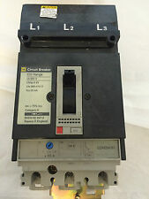SQUARE D CDAE 34063 CIRCUIT BREAKER 63A lm 400a Very Good Condition (C049)