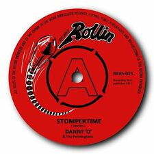 "DANNY 'O; - ""THUNDER BAY PHANTOM"" b/w ""STOMPERTIME"" TWO GREAT INSTRUMENTALS-HEAR"