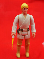 Vintage Star Wars Luke Skywalker Farmboy Complete Action Figure w/ Weapon
