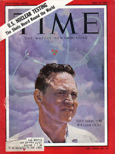 TIME MAGAZINE MAY 4 1962 WILLIAM OGLE CHARLIE CHAPLIN STIRLING MOSS