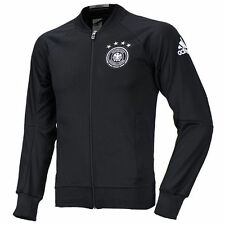 ADIDAS - GERMANY DFB Anthem - Men's Track Jacket / Track Top - Black - Size XS