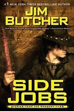 Dresden Files: Side Jobs by Jim Butcher (2011, Paperback)