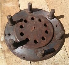 Unimog 406 Wheel Hub, NOS - Part #4163500035 Genuine Mercedes Parts