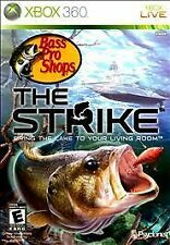 Bass Pro Shops: The Strike USED SEALED (Xbox 360) **FREE SHIPPING!!