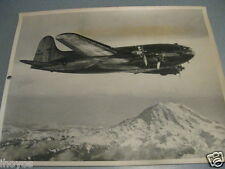1940's Orig PHOTO 14x11 Pan Am BOEING 307 Stratoliner AUTHENTIC PHOTO OWNED PAA