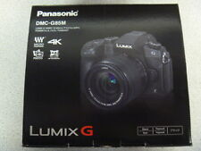 Panasonic Lumix DMC-G85M 4K (Black)