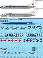 26Decals 1/144 Vickers VC10 in Royal Air Force (RAF) Decals