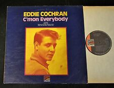 UK PRESSING Eddie Cochran Sunset 50155 C'Mon Everybody