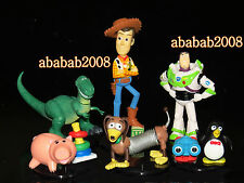Tomy Disney Toystory Toy story Woody Buildable Figures (full set of 6 figures)