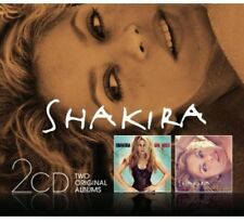 She Wolf/Sale El Sol - Shakira (2013, CD NIEUW)2 DISC SET
