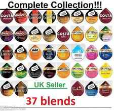Tassimo T-Disc / capsule COMPLETE COLLECTION 37 sapori = 48 T-Discs BACCELLI