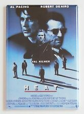 Heat FRIDGE MAGNET (2 x 3 inches) movie poster michael mann pacino de niro