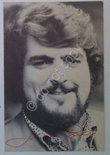 Autografo - Autograph - Juan Pons - Lirica - Baritono - Fotografia