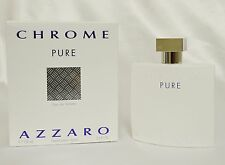 Azzaro Chrome Pure 3.3 / 3.4 - 100ml EDT Spray Men! New Hot Item!