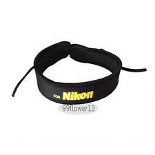 Neoprene CAMERA Shoulder Neck Strap  for NIKON COOLPIX P100 P90 P6000 P600 P120