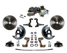 GM Power Disc Brake Conversion Kit Complete  EZ Bolt on Chevelle,Camaro,Nova,