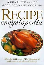 Recipe Encyclopedia: A Complete A-Z of Good Food and Cooking, Rh Value Publishin