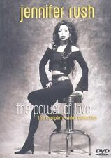 "JENNIFER RUSH ""THE POWER OF LOVE - THE..."" DVD NEU"