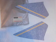 YAMAHA RZ125 NOS GENUINE STICKER x 1