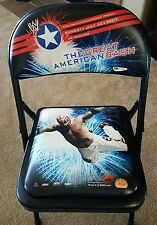 WWE The Great American Bash 2007 Commemorative PPV Chair WWF Rey Mysterio
