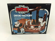 brand new  star wars empire strikes back kenner droid factory box