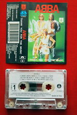 ABBA THANK YOU FOR THE MUSIC 1991 MEGA RARE CLEAR EXYUGO CASSETTE TAPE RTB!!