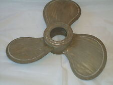 Wooden Propellor Wall Art Home Decor /Ship Boat Bathroom-maritime Boat Propeller