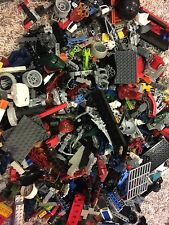 LEGO Bionicle Lot of 1 Pound Bulk Mixed lb pieces and parts