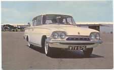 Ford Consul 315 Four Door original Postcard No date Whitewall Tyres L 3227
