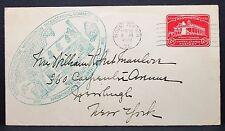 Mont Vernon 2c Stationery Washington Birth Place Cachet Ganzsache Brief I-4659