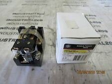 GENERAL ELECTRIC PURPOSE RELAY CR2790E100J17 NEW IN BOX