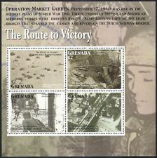 Grenada 2005 WWII/Military/Army/Soldiers/War/Battles/Planes/Parachute m/s n40109