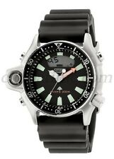 Citizen Promaster Aqualand Depth Meter Sub JP2000-08E Mares Diver's 20bar Men