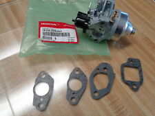 GENUINE BB76A OEM 16100-Z8B-901 HONDA GCV160 CARBURETOR WITH GASKETS AUTO CHOKE