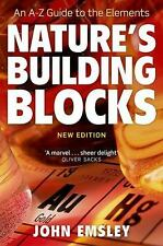 Nature's Building Blocks: An A-Z Guide to the Elements-ExLibrary