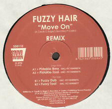 FUZZY HAIR - Move On - Sound Division