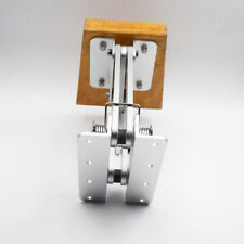 Aluminum Outboard Mount Motor Board Bracket Trolling Dingy Timber Deft Design