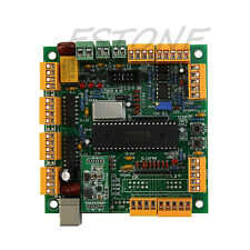 USBCNC 2.1 4 Axis USB CNC Controller Interface Board CNCUSB MK1