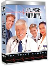 Diagnosis Murder: The Third Season [5 Discs] (2014, REGION 1 DVD New)