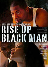 Rise Up Black Man (DVD, 2014) BRAND NEW