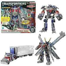 TRANSFORMERS ULTIMATE OPTIMUS PRIME NIGHTWATCH MEGATRON BRAWL LEADER CLASS DOTM