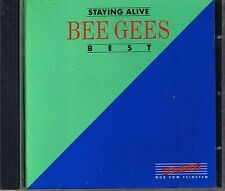 Bee Gees Staying Alive (Best of) Zounds CD