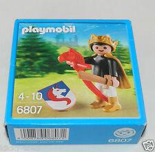 Playmobil 6807 caballeros jóvenes Limited periódico belga nuevo promo/embalaje original MIB